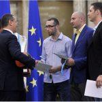 Naţionala masculină de baschet 3x3, premiată de Guvern