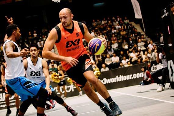 Bogdan Popescu, campion european 3×3