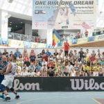 Un fost campion european aduce baschetul 3×3 in Timisoara